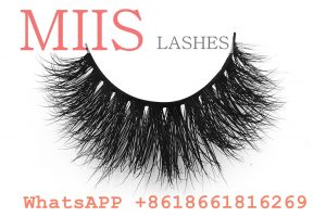custom packaging flutter mink lashes