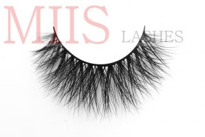 top quality customed packaging 3d mink lash
