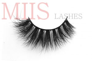 private label strip false eyelashes