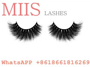 double layer mink fur lashes
